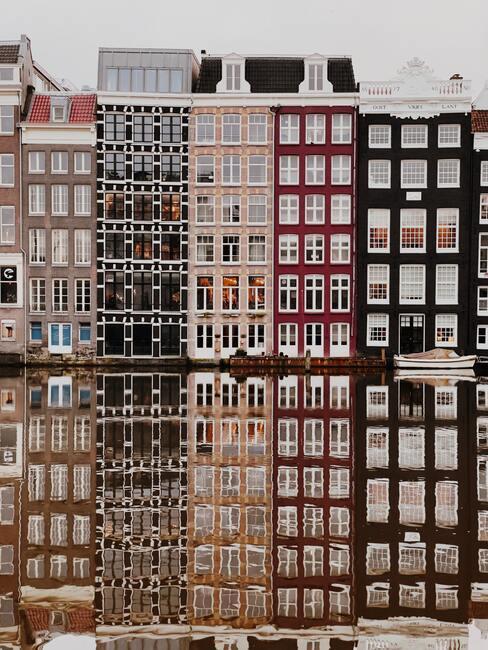 Huisjes in Amsterdam