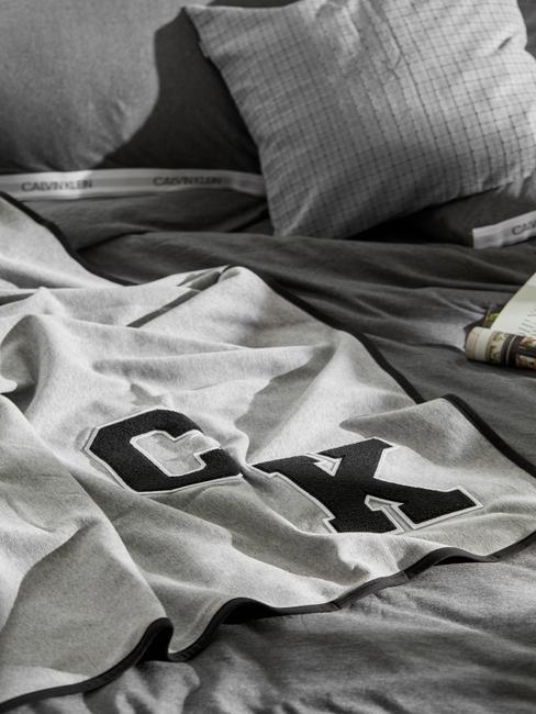 grijze dekens