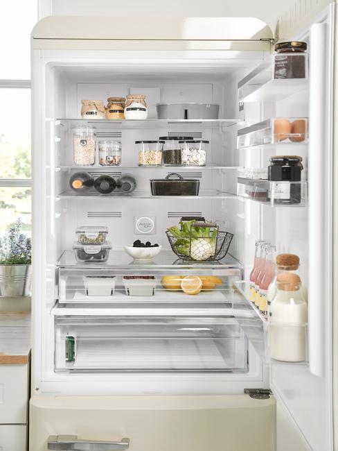 witte koelkast