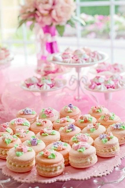 cupcakes met wit glazuur