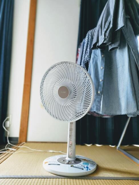 witte ventilator