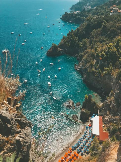 Amalfikust Italy