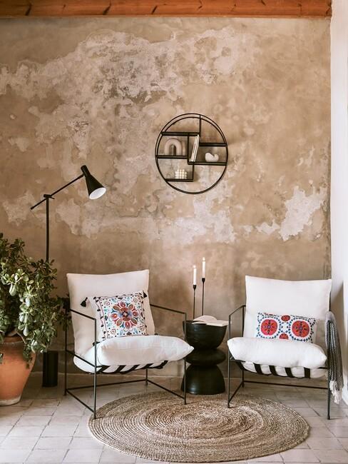 mediterraans interieur