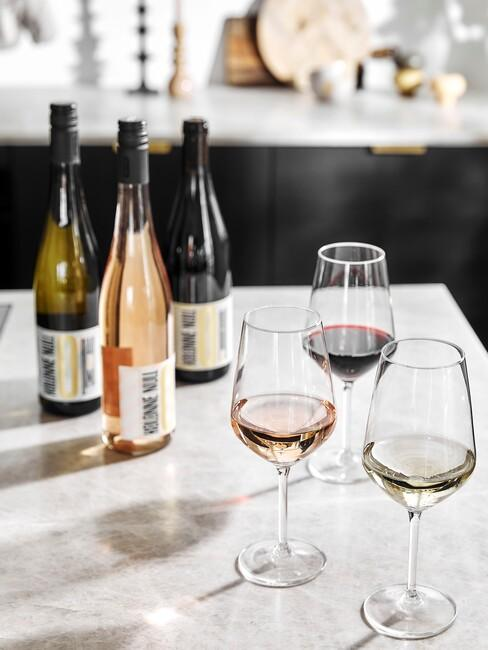 wijnproeverij voor een gezellige avond