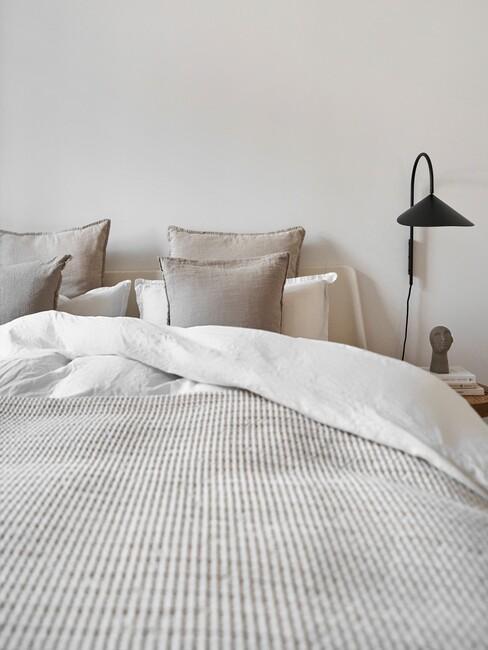 slaapkamer in woonstijl kos