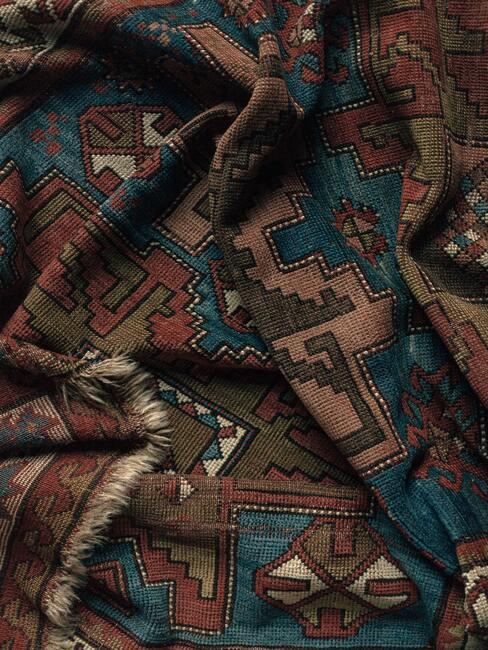 plaid in afrikaanse stijl