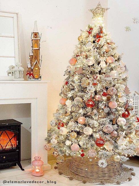 funky kerstboom
