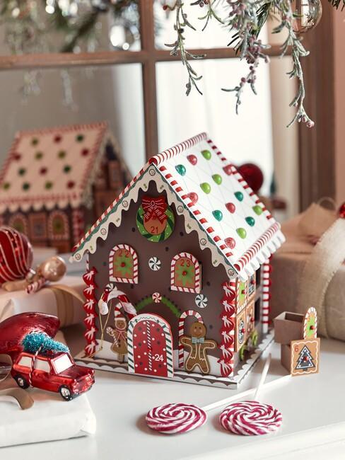 kerst-ideeen: een snoephuis maken