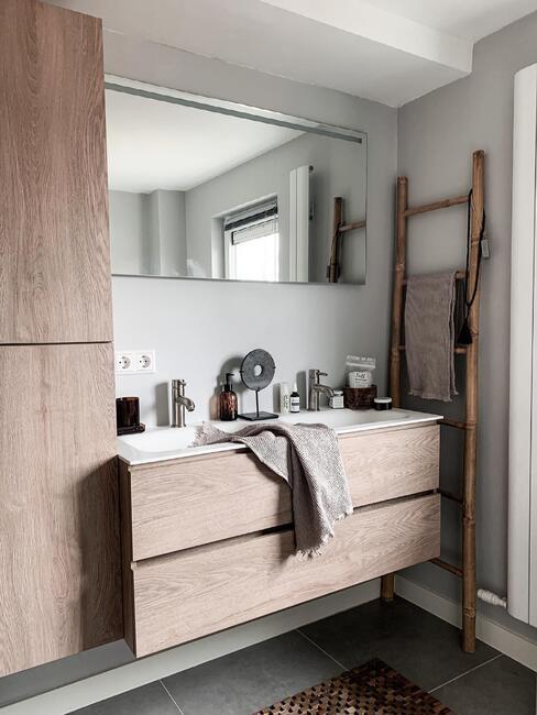 Japanse badkamer