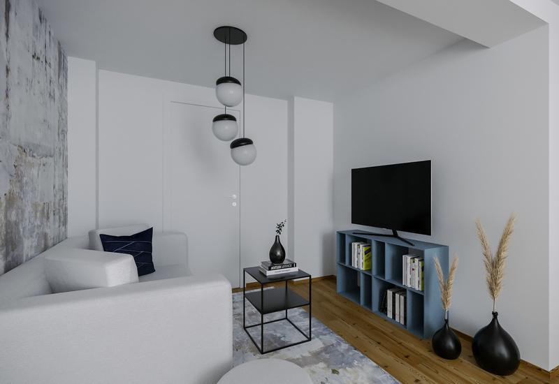 3-D interieurontwerp van de westwing interieur design service