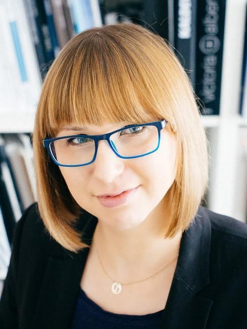 Zdjęcie profilowe architekti z bloga Anna Maria Sokołowska