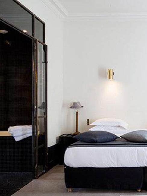 L'Hotel Particulier w Montmartre w Paryżu