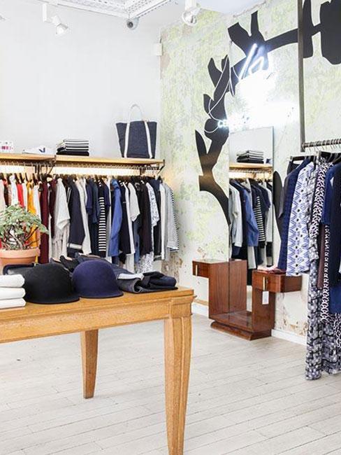Concept store z ekologicznymi produktami w Paryżu