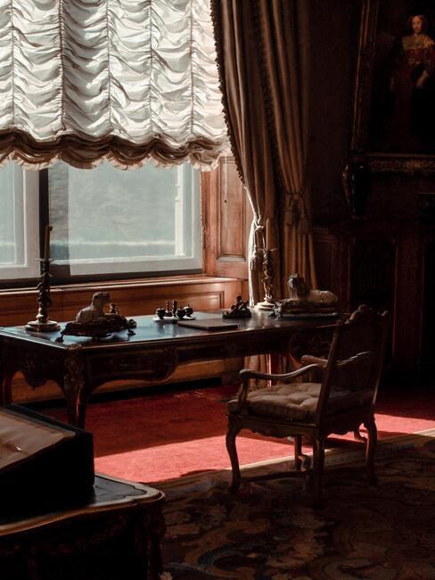 Biuro w stylu wiktoriańskim