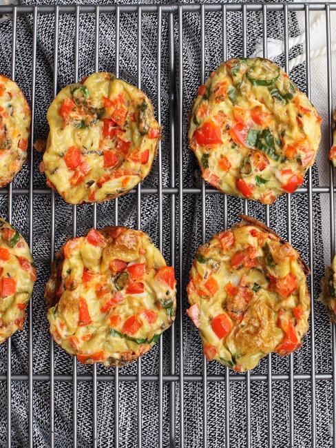 Wytrawne muffiny na kracie do pieczenia