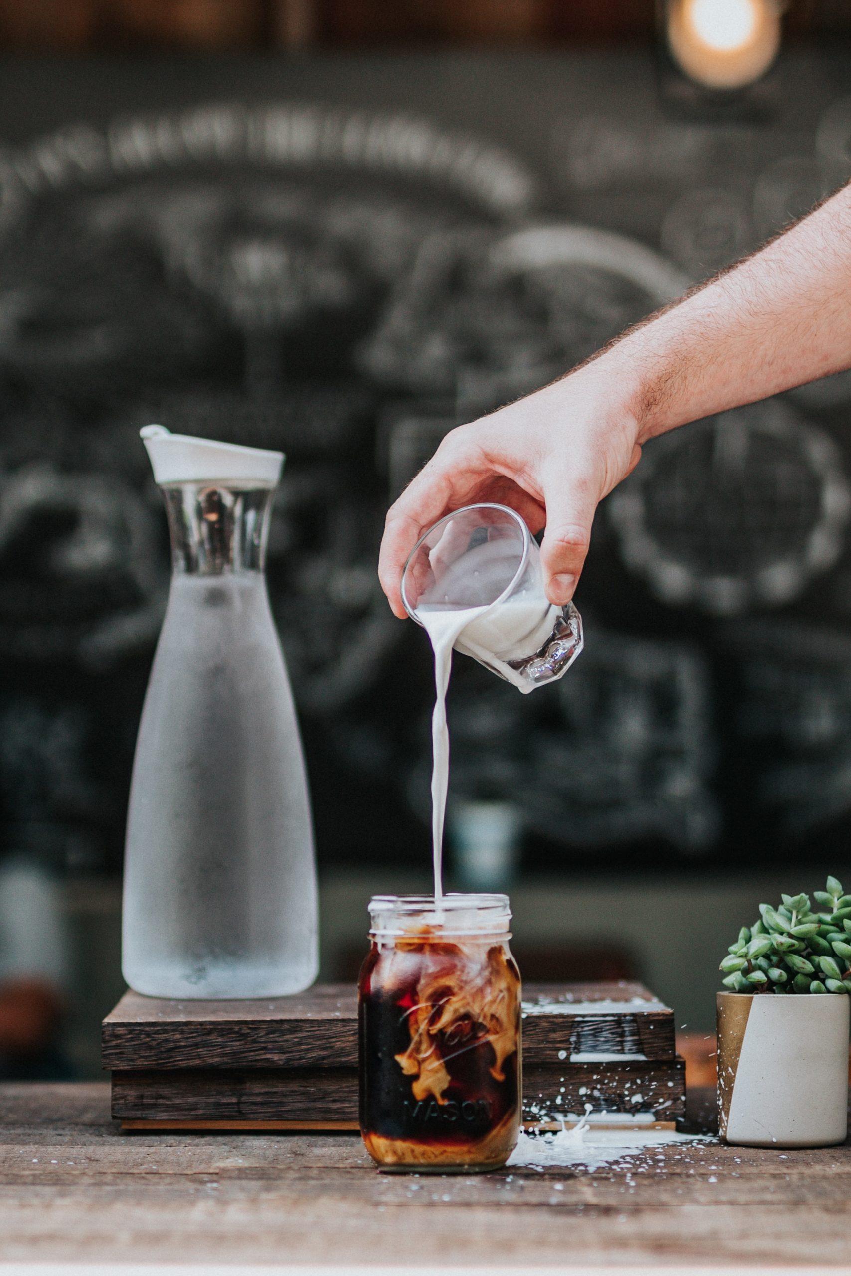 Koktajl kawa po irlandzku