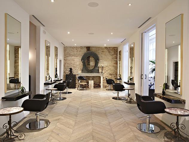 salon fryzjerski Toro