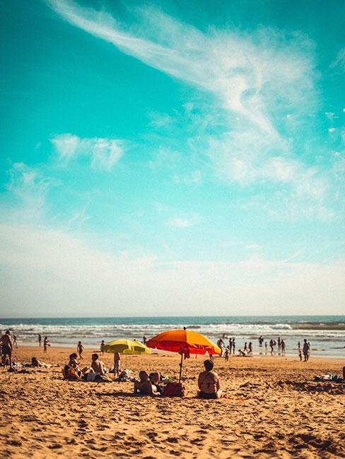 Lizbońska plaża