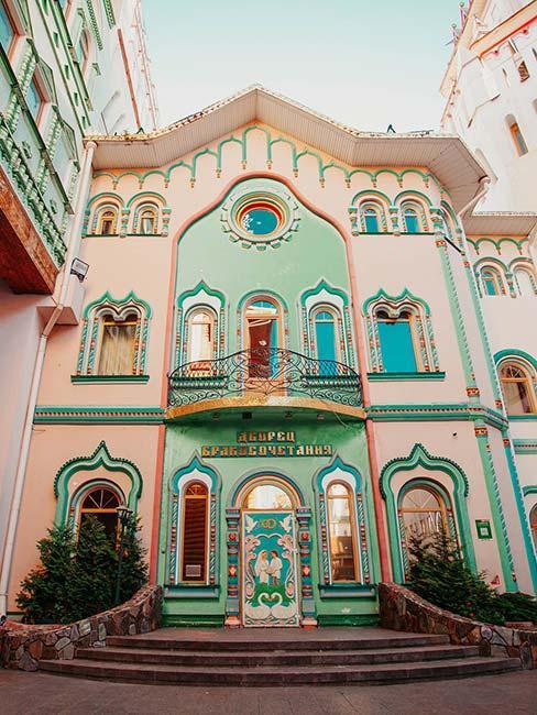 Izmailovo, Moskwa