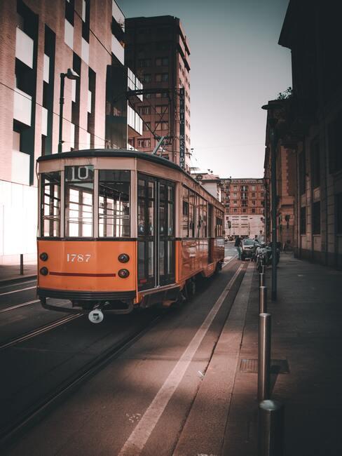 Ulica w Mediolanie