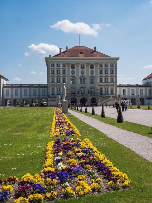 Zamek Nymphenburg