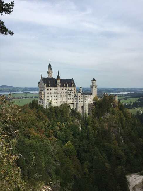 Zamek Neuschweinstein