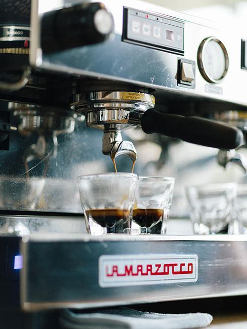 Ekspres do kawy z espresso