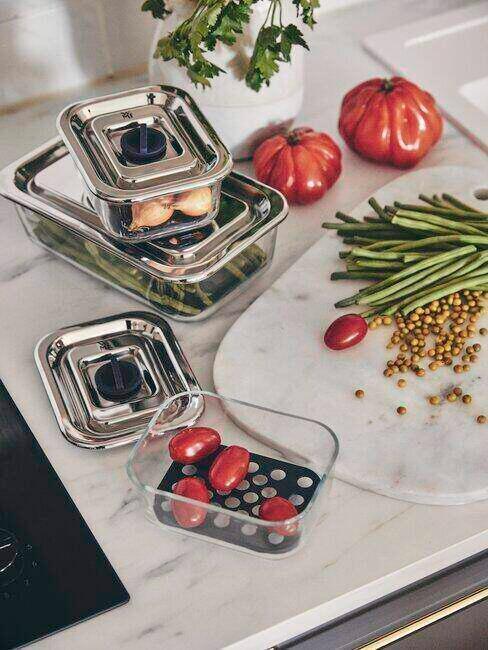 Zero waste pojemniki na żywność