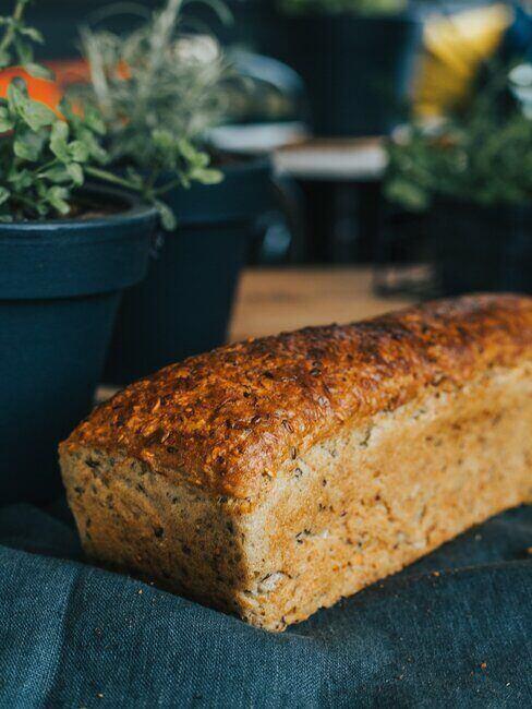 Świeży chleb eko