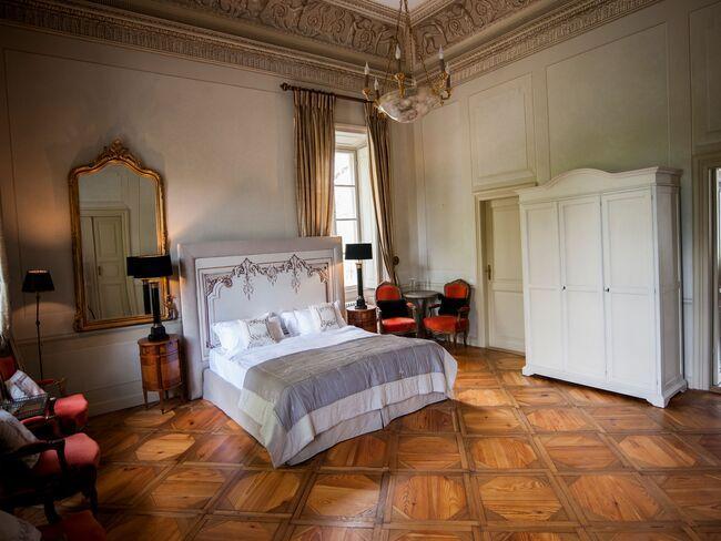 Apartament w hotelu Pałac Mała Wieś