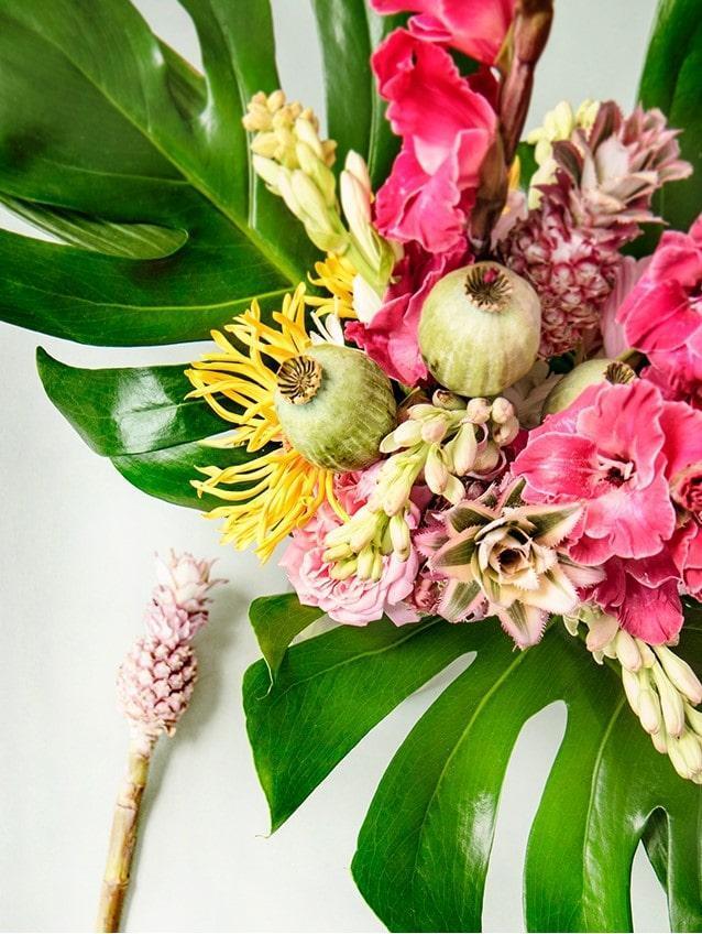 Bukiet kwiatowy