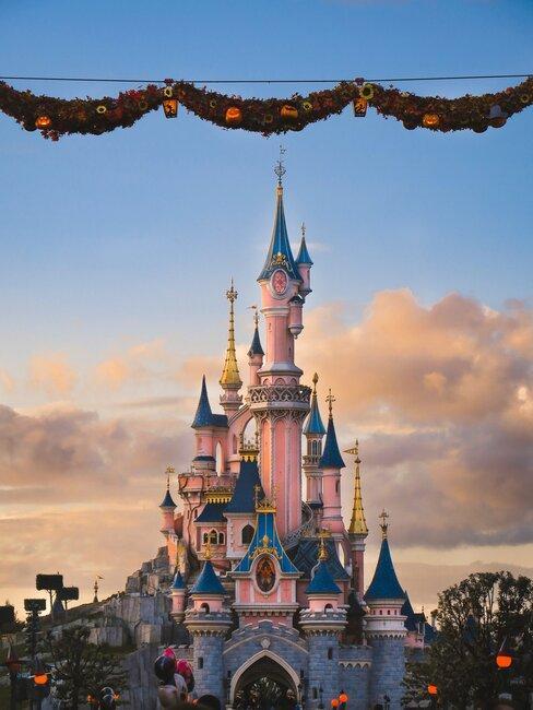 Pałac Disneylandu