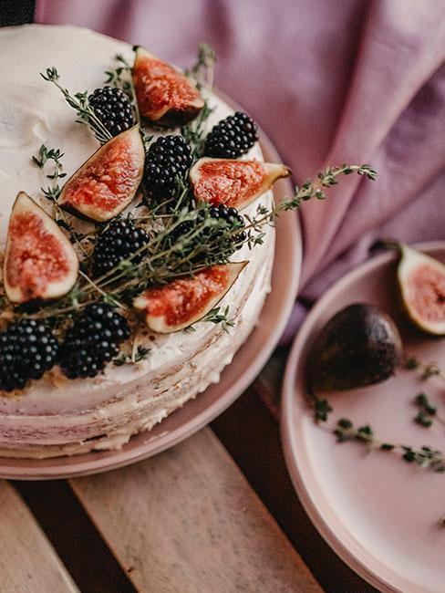 Tort z figami
