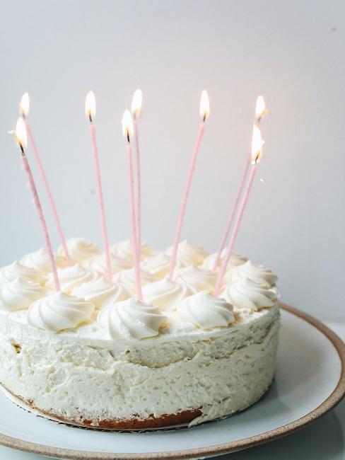 Tort jako prezent na 40 urodziny