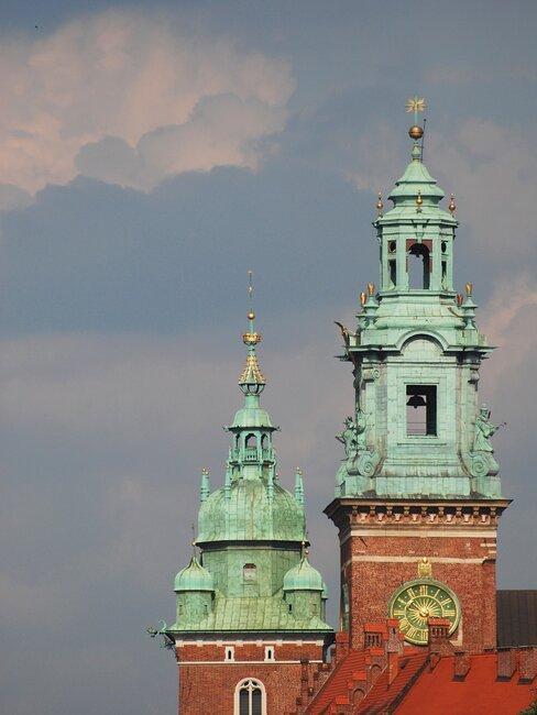 Wieża Kościoła Mariackiego w Krakowie