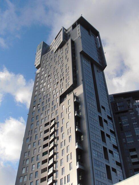 Wieżowiec w Gdyni