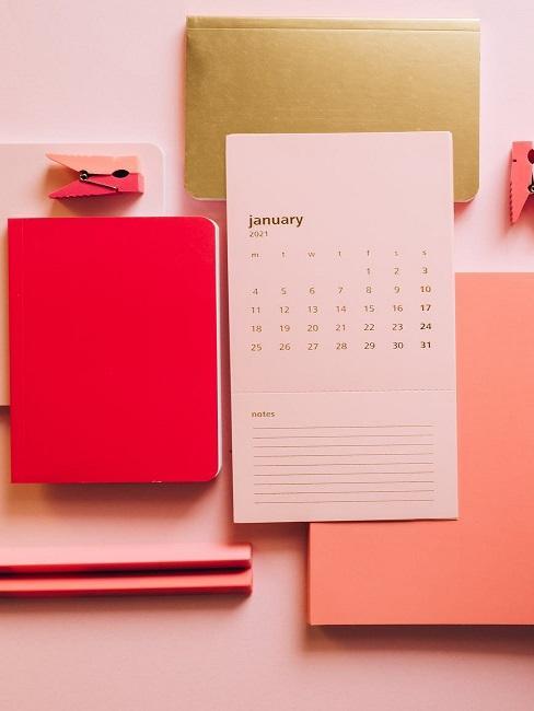 Kalendarz jako prezent na 30 urodziny