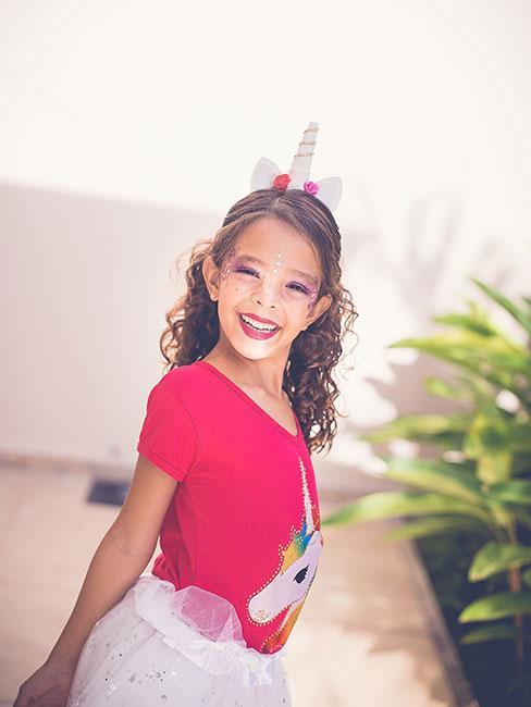 urodziny dla dzieci z motywem jednorożca
