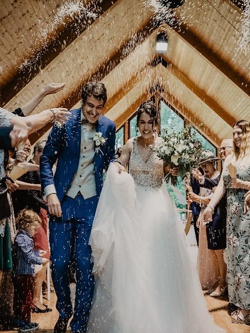 Para młoda na weselu do 50 osób