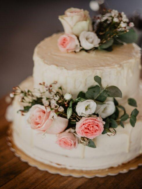 Tort weselny na ślubie humanistycznym