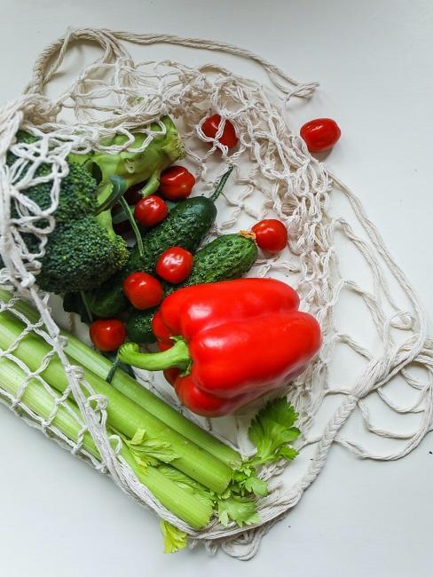 Warzywa jako produkty do postu przerywanego