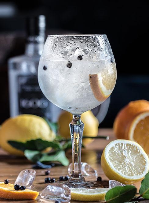 Koktajl z ginem
