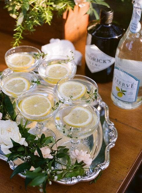Drinki z ginem: gimlet