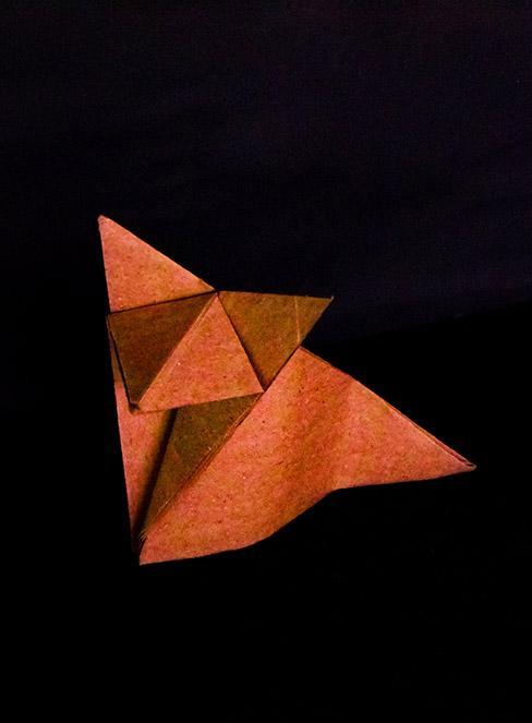 Jak zrobić origami lisa