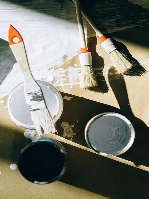 Pędzle do malowania