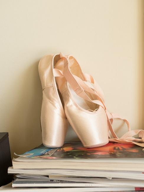 Baletki do nauki tańca