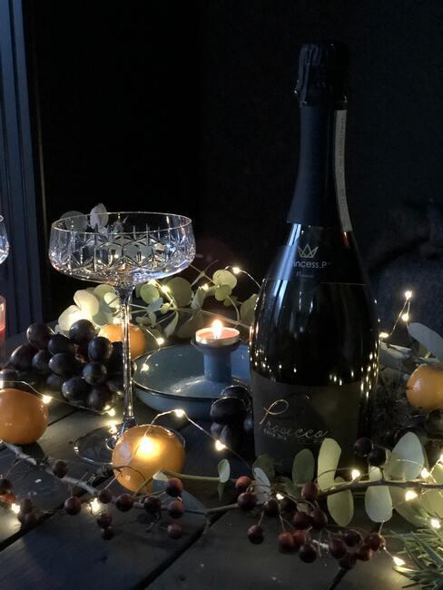 Koktajlówka i szampan