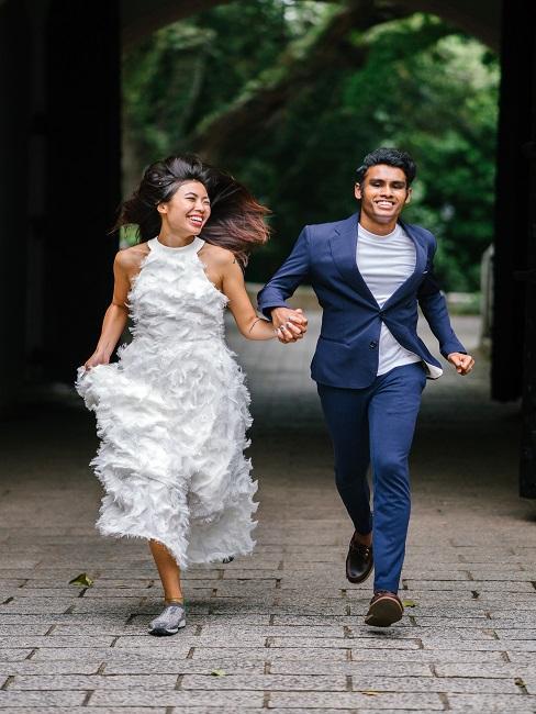 Bieganie we dwójkę