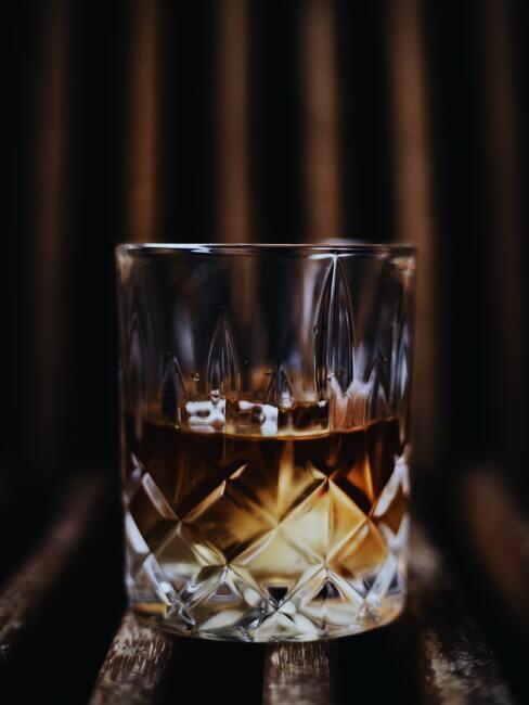 Szklanka z rumem