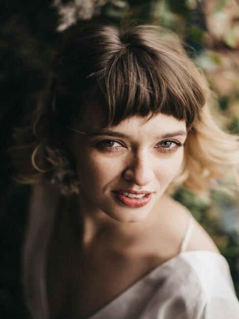 Makijaż ślubny w wykonaniu Romy Szafarek